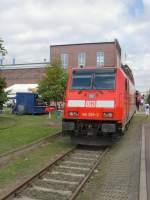 aw-dessau/82577/br-146-im-aw-dessau-september BR 146 im Aw Dessau September 2009