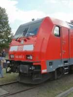 aw-dessau/82650/stirnfront-br-146-im-aw-dessau Stirnfront BR 146 im Aw Dessau, September 2009
