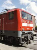 aw-dessau/82661/br-112-im-aw-dessau-im BR 112 im Aw Dessau im September 2009
