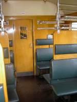 bw-stasfurt/83479/eilzugwagen-der-dr-sonderzug-aus-berlinim Eilzugwagen der DR (Sonderzug aus Berlin)im Bw Staßfurt Juni 2005