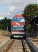 doppelstocktriebwagen/82536/pause-im-bahnhof-oranienbaum-september-2009 Pause im Bahnhof Oranienbaum, September 2009
