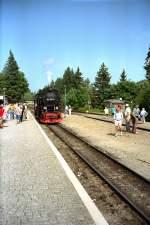Brockenbahn/81924/rangierfahrt-in-drei-annen-hohne Rangierfahrt in Drei-Annen-Hohne