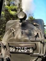 Harzquerbahn/113096/detail-99-7245-6-auf-der-harzquerbahn Detail 99 7245-6 auf der Harzquerbahn