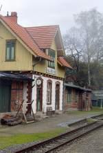 Selketalbahn/104237/eg-bhf-strassberg-harz EG Bhf Strassberg (Harz)
