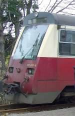 Selketalbahn/104240/vt-187-der-hsb-in-stiege VT 187 der HSB in Stiege