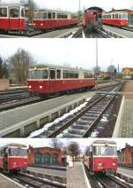 Selketalbahn/178385/triebwagen-in-gernrode TRIEBWAGEN IN gERNRODE