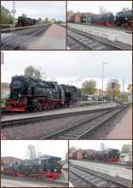 Selketalbahn/185149/dampf-in-gernrode Dampf in Gernrode