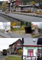 Selketalbahn/185166/bahnhoefe-der-selketalbahn bahnhöfe der Selketalbahn