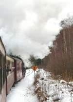 Selketalbahn/81973/unterwegs-mit-der-selketalbahn-im-dezember Unterwegs mit der Selketalbahn im Dezember 2009