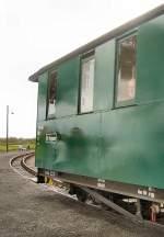 Fahrzeuge/104331/personenwagen-der-mansfelder-bergwerksbahn-2005 Personenwagen der Mansfelder Bergwerksbahn  2005
